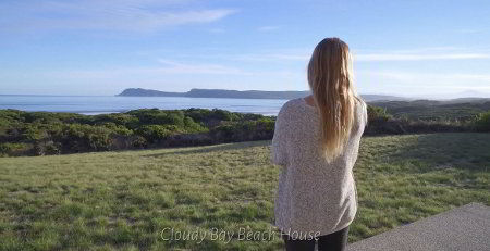 Lizzie Stokely, Bruny Island surfer, interview