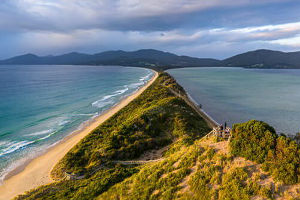 Bruny Island Tasmania - Ferry timetable and how to get to